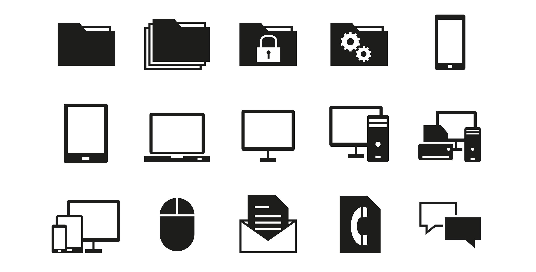 Kodak Alaris icons