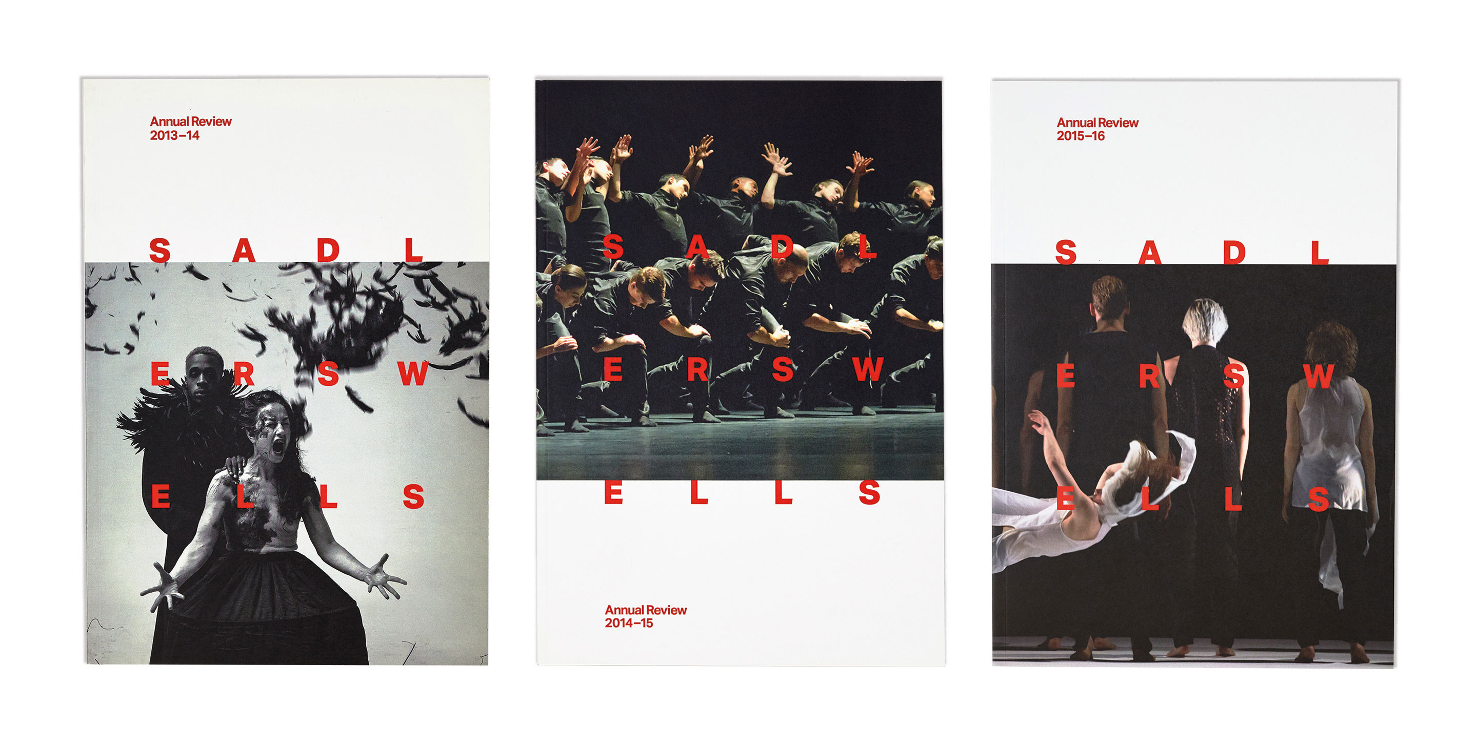 Sadlers Wells annual reports