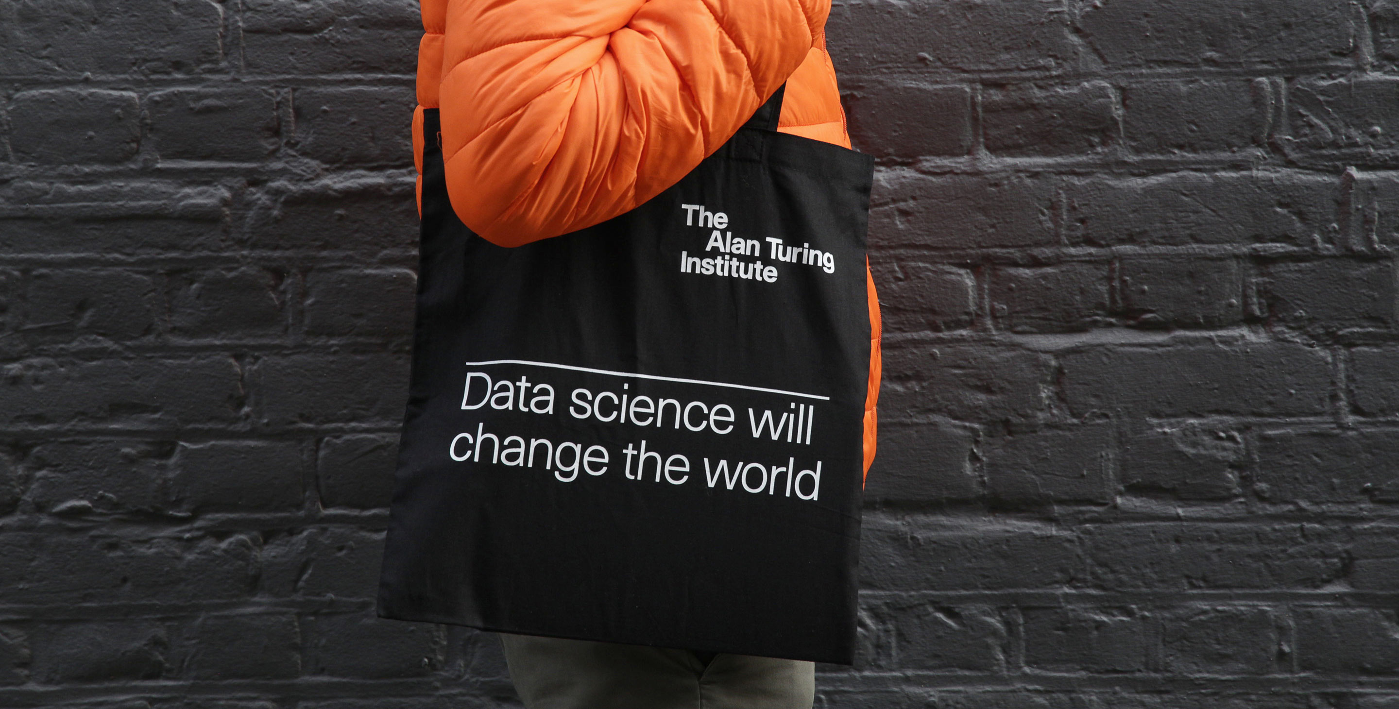 The Alan Turing Institute tote bag